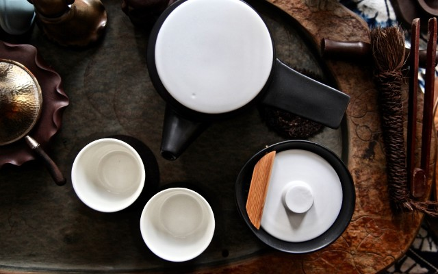 非传统主义的新风尚,丹麦PO 宋潮茶具体验   视频