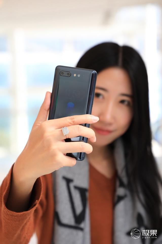 努比亚X双面屏手机