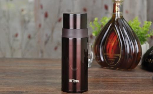 膳魔师FFM-350保温杯:24小时保温技术,食品级安全材质