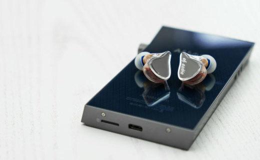 为ACG爱好者定制打造的肥宅快乐塞,NF Audio Lolita四单元动铁耳塞评测