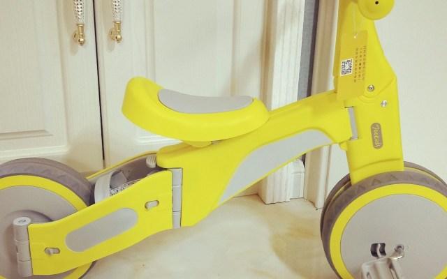 柒小佰儿童车,送给孩子的贴心礼物!