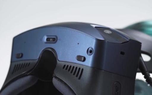 主打商业用途,宏碁推出OJO 500 Windows MR头显