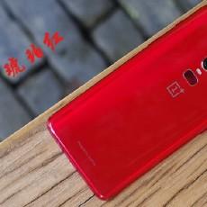 外表美丽,功能霸道,有什么理由拒绝呢,OnePlus一加6琥珀红上手体验