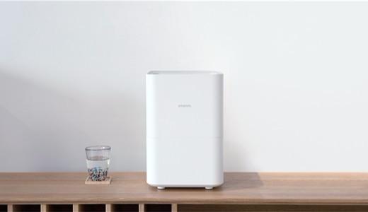 智米发布蒸发式纯净型加湿器,仅售499元