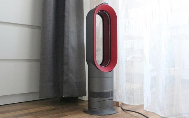 能吹冷暖风的无叶风扇,有它还要啥空调暖气 — 戴森 AM09中国红限量版无叶风扇评测