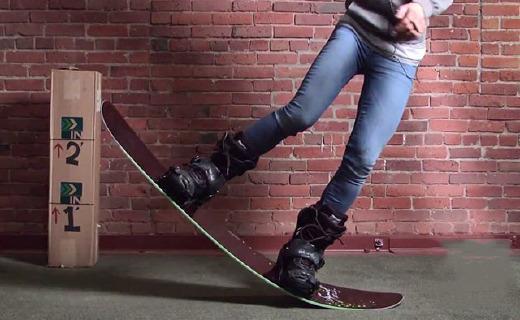 Rome Artifact Rocker滑雪板:美國頂級滑雪品牌,強度高抗沖擊