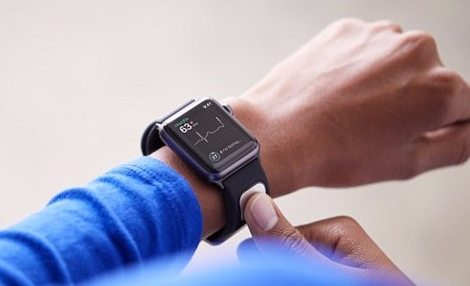 即时量测心电图的苹果表带,获得美国FDA首批