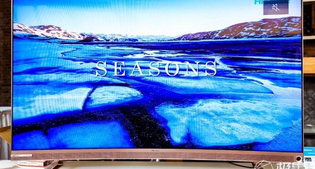 海信U8电视体验:全球首款杜比音效,多项黑科技堪称最全能电视!