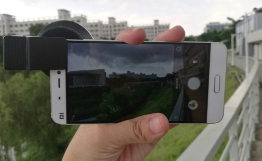装上这镜头,手机变单反,奥??芃PC-A1镜头评测