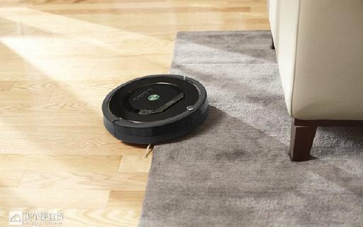 iRobot扫地擦地机器人组合:断电续航不漏扫,比保洁都实惠