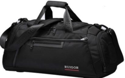 瑞戈运动训练健身包:高密度材质防水耐磨,大容量满足出行所需