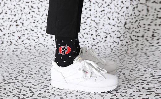 Almond Rocks袜子:优质精梳棉,干爽吸汗穿不烂