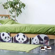 Polar Bear  萌萌熊猫床底收纳盒和熊猫捉迷藏