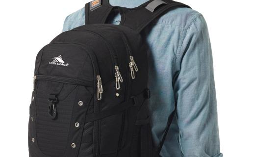 高山Tactic双肩包:面料坚韧耐用,大容量轻松通勤