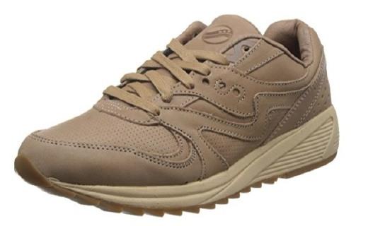 圣康尼复古跑鞋:G.R.I.D轻量减震,复古外型经典百搭