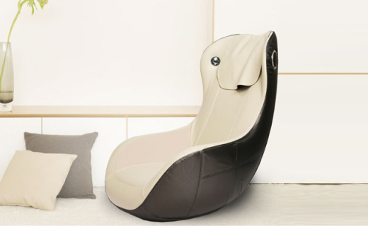 Litec摇摇按摩椅:腰背热敷按摩,智能按摩让你在家也能享受SPA