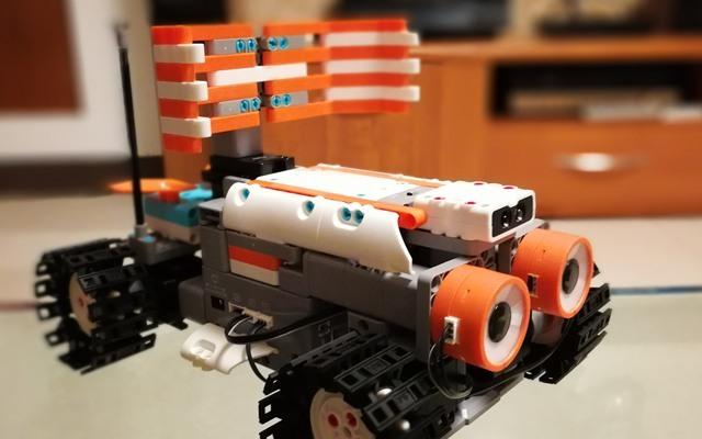 Jimu机器人星际探险系列,寓教于乐,全面培养孩子的创造力