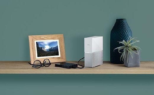 西部数据发布智能个人云和充电座,专为懒人设计!