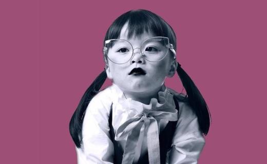 """潮得不像话的眼镜品牌又推新,这次设计""""乖""""多了"""