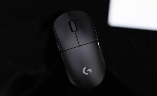 专为职业电竞打造,罗技鼠标G Pro wireless测评