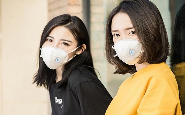 LIFAair 自吸过滤式防雾霾口罩