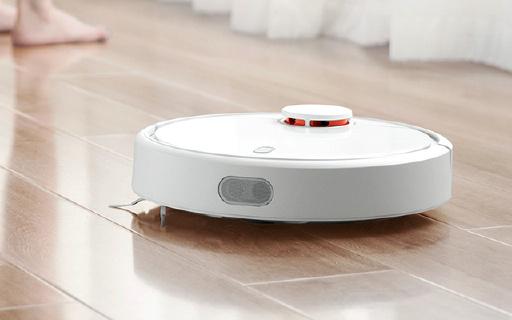 小米扫地机器人,超强定位能力扫得又快又干净