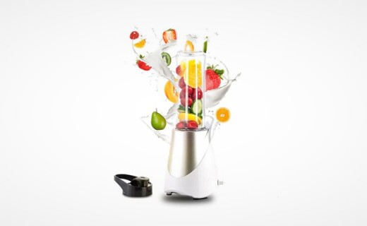 德乐意榨汁机:抗摔耐刮不含BPA,钝刀工艺保留食物营养