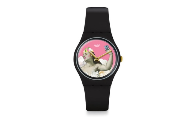 斯沃琪(swatch)worldhood秋冬系列