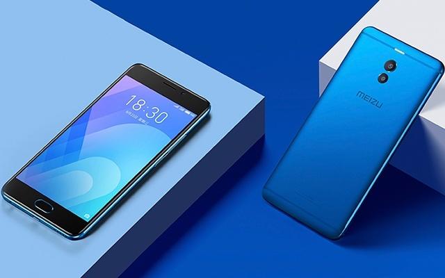 魅蓝 Note 6 手机