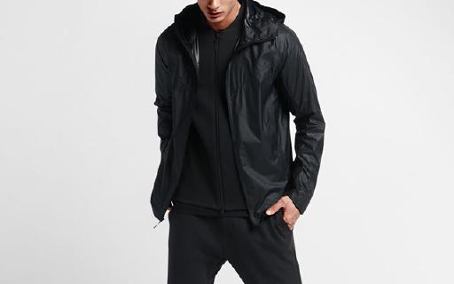 耐克新款机能夹克,一衣两穿,保暖又防水