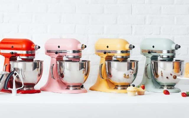 解锁烘焙新姿势 - KitchenAid双碗厨师机测评