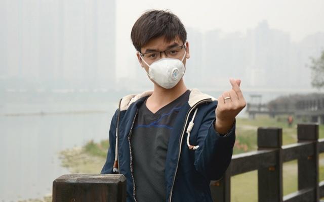 雾霾呼吸不起雾,LIFAair口罩让我冬季自由行