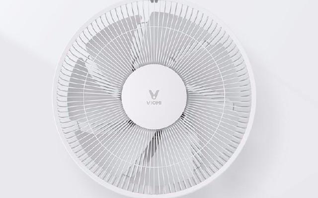 VIOMI 云米互联网直流变频电风扇 开箱&简评