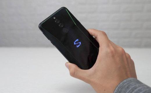黑鯊helo試用報告,配置稱得上為高端游戲手機