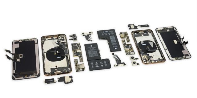 惊了!iPhone Xs竟拆出天价零件,千万别碰坏,比安卓旗舰还贵!