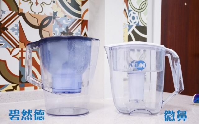对比评测丨碧然德净水壶和MN净水壶怎么???