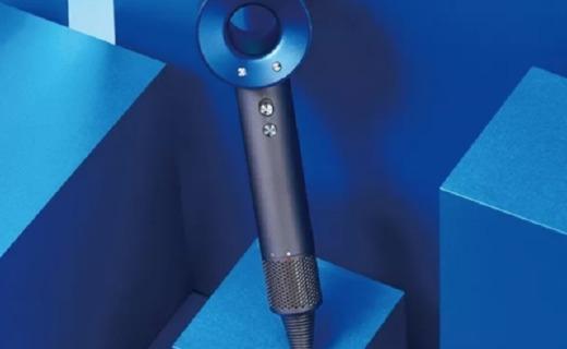 这可能是你见过最潮的吹风机!戴森Supersonic终于有了新配色