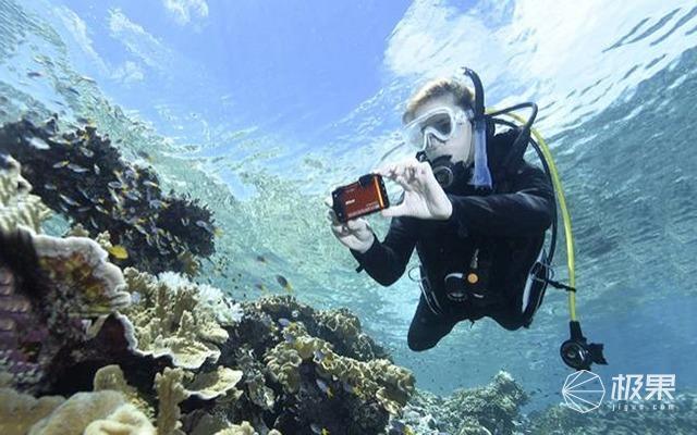 尼康(Nikon)CoolpixW300s三防水下相机