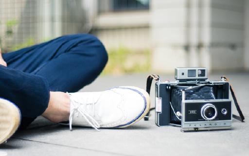留住时间和故事:宝丽来 Polaroid Model 250 体验