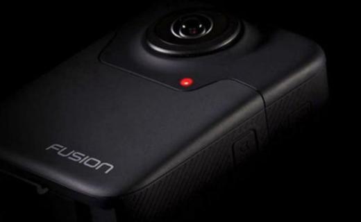 GoPro全景相机:360度自拍5.2K画质,5698元