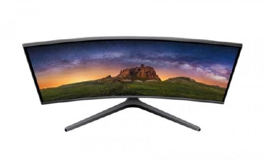 三星曲面2K显示器发布:144Hz电竞屏,仅2800起!