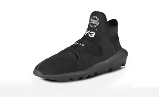 全新黑武士!adidas Y-3 推出全新系列鞋款
