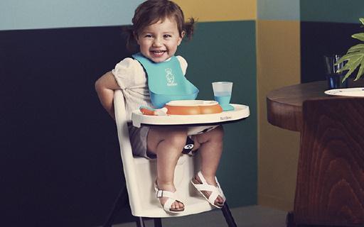 拯救新手父母的Babybjorn儿童餐椅,再不用追着宝宝去喂饭