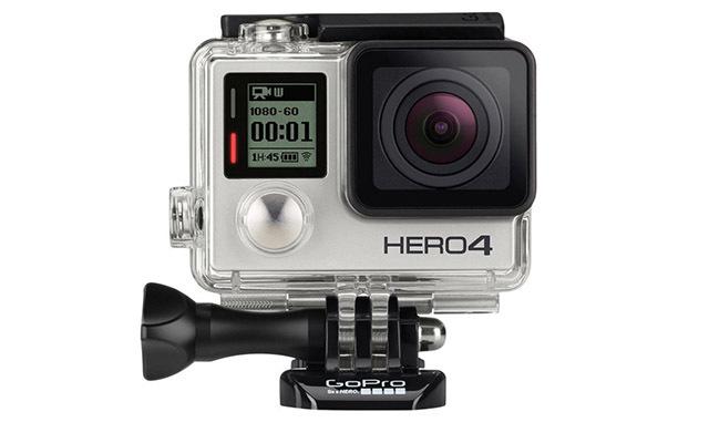 GoProHERO4SilverAdventureCS运动相机