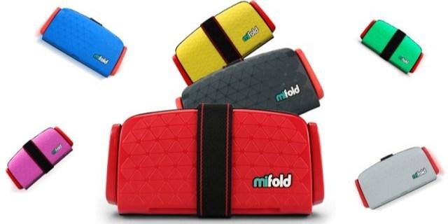 mifold便携式儿童安全座椅体验:小巧、安装方便,关键孩子不抵触