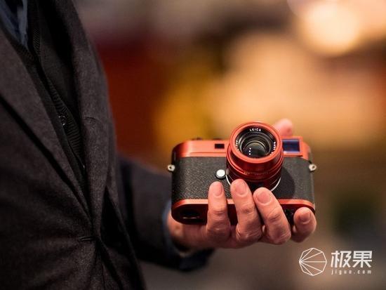 徕卡发布红色限量版M262相机,颜值惊艳!