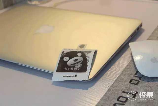 咕咕(Memobird)G2咕咕机家用便携打印机