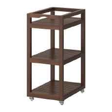 宜家(IKEA) 莫尔加 推车储物架