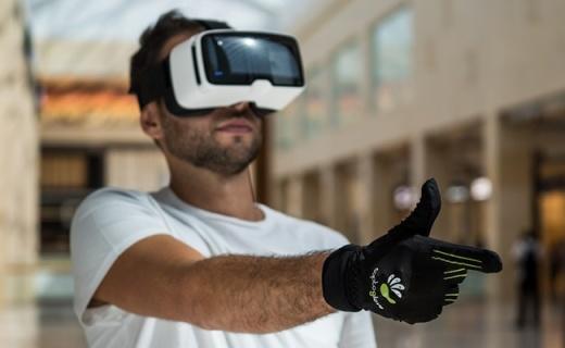 挥挥手就能打僵尸的VR手套,兼容全平台酷炸天