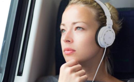JVC头戴式耳机:HiFi高音质,流线型外观好收纳